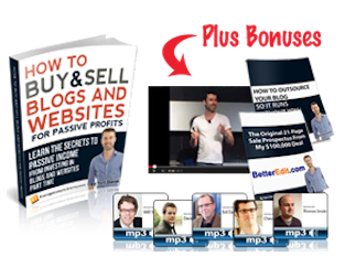 How To Buy And Sell Blogs Plus Bonuses