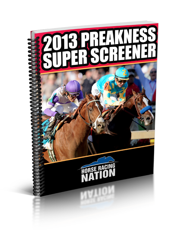 2013 Preakness Super Screener