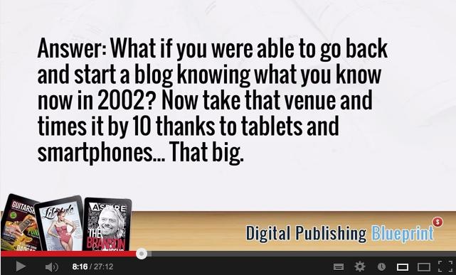 Digital Publishing Blueprint