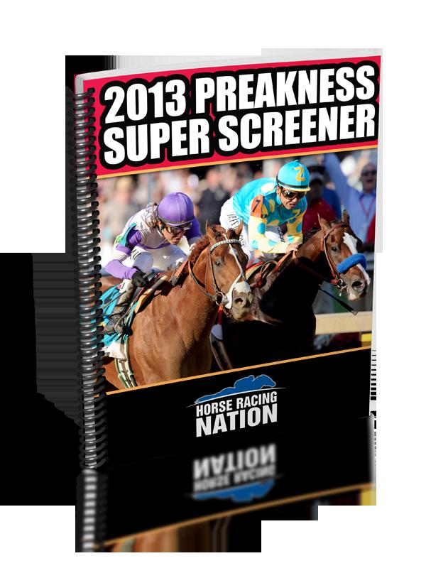 2013 Preakness Super Screener